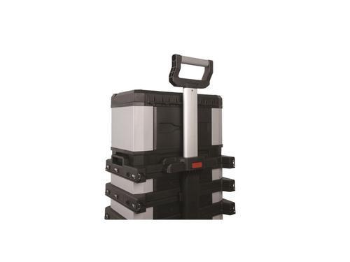 FatMax kovoplastový pojízdný montážní box - 4
