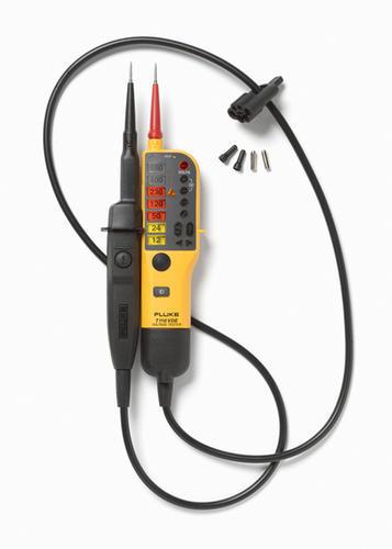 FLUKE T110/VDE - tester napětí/spojitosti s přepínatelným zatížením - 5