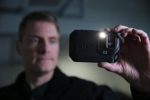 FLIR C2 - termokamera 80x60 - 5