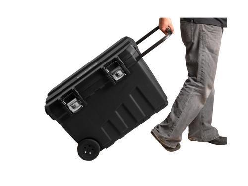 STANLEY pojízdný box na nářadí s kovovými přezkami, Mobile Jobchest - 5