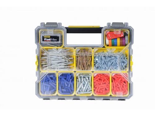 FatMax profesionální organizer (7 cm) s plastovými přezkami - 5