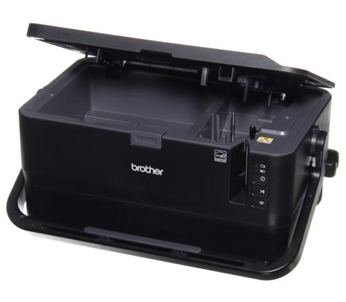 BROTHER PT-D800W - tiskárna čár. kódů, textů a el. značek na laminovanou samolepící pásku - 5