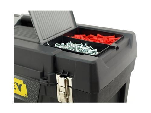 "STANLEY box 25"" s kovovými přezkami - 5"