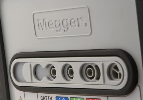 Megger MFT 1825 - sdružený revizní přístroj - 5