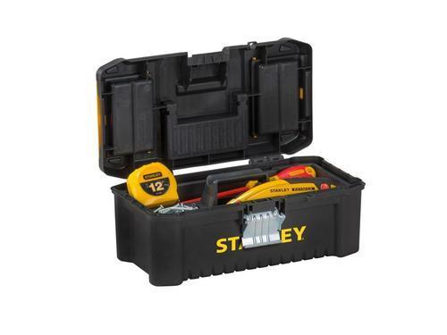 """STANLEY box 12,5"""" s kovovou přezkou - 5"""