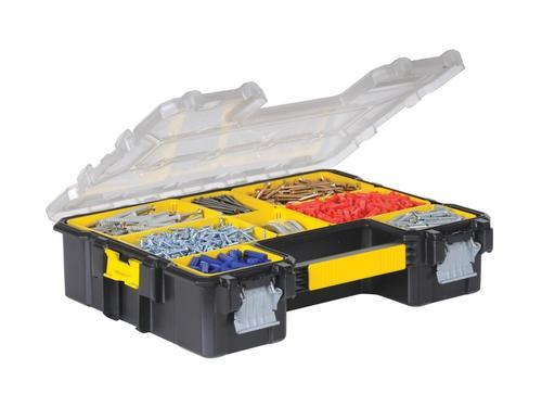 FatMax profesionální voděodolný organizer (11 cm) s kovovými přezkami - 5