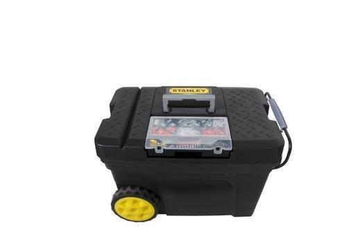 STANLEY pojízdný box na nářadí s organizerem - 6