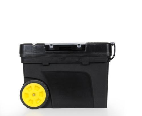 STANLEY pojízdný box na nářadí s organizerem - 7