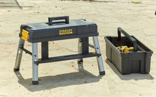 FatMax FMST81083-1 - box na nářadí se schůdky, nosnost 100 kg - 7