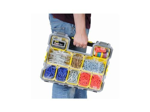 FatMax profesionální organizer (7 cm) s plastovými přezkami - 7