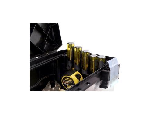 FatMax kovoplastový pojízdný montážní box - 7